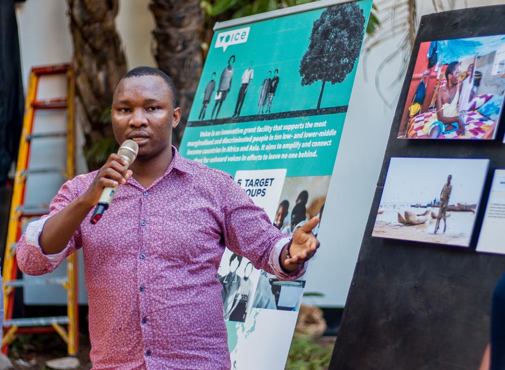 Imani Nsamila Photo credits: Calvin K