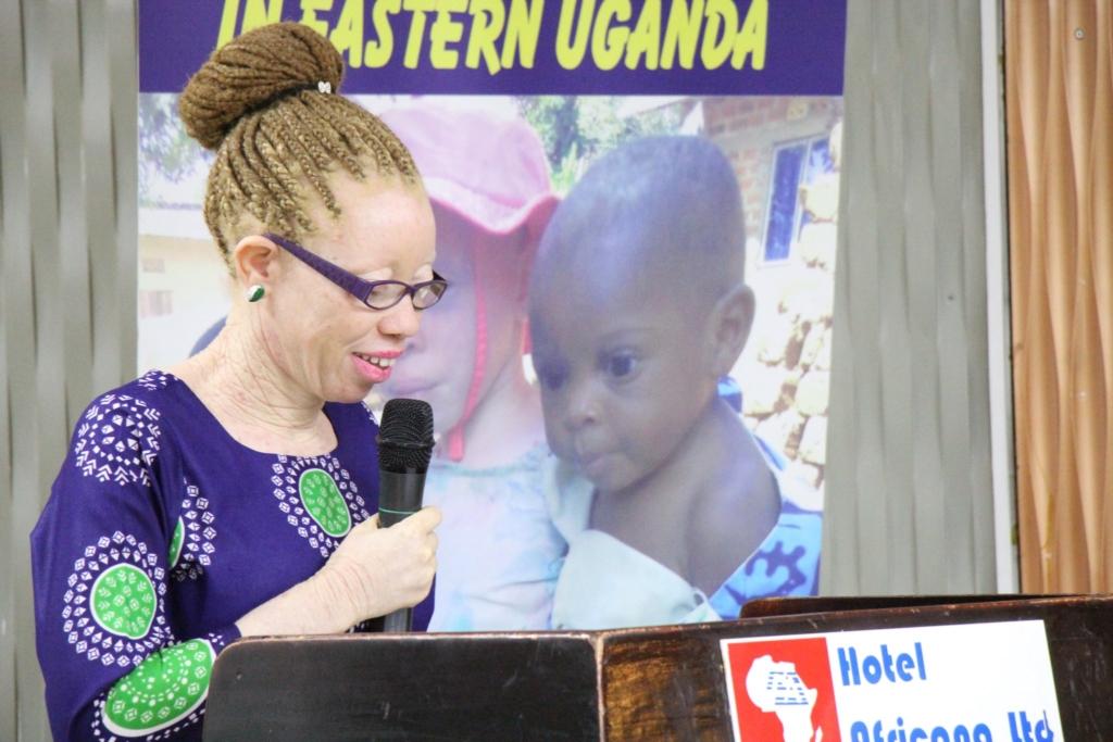 Olive Namutebi shares her story