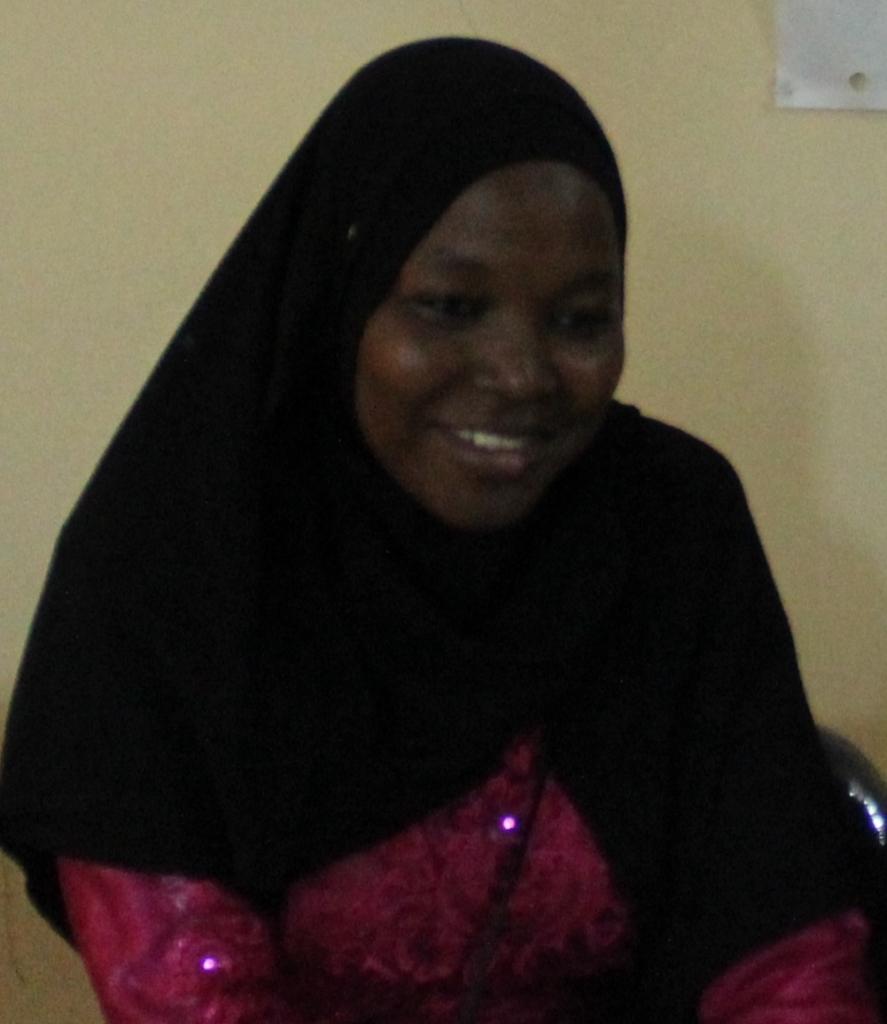 Oumalkairou Mahamadou