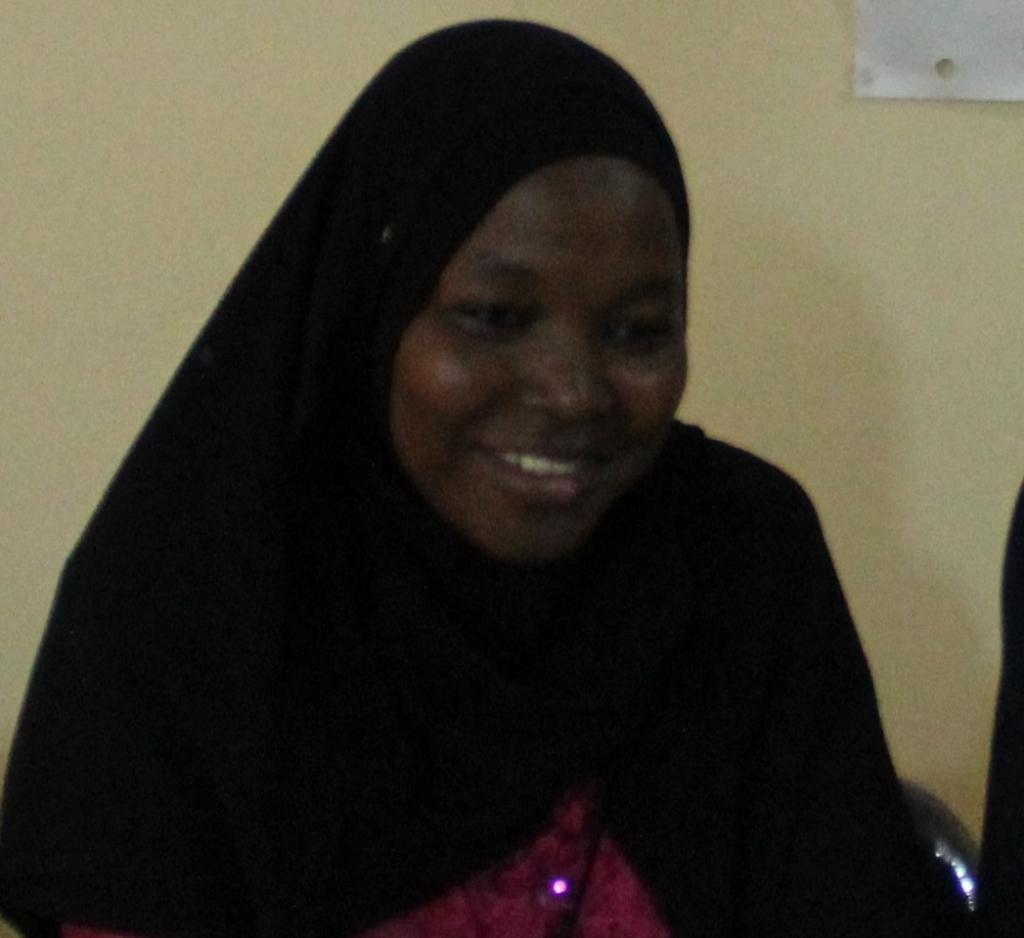 Oumalkairou Mahamadou.