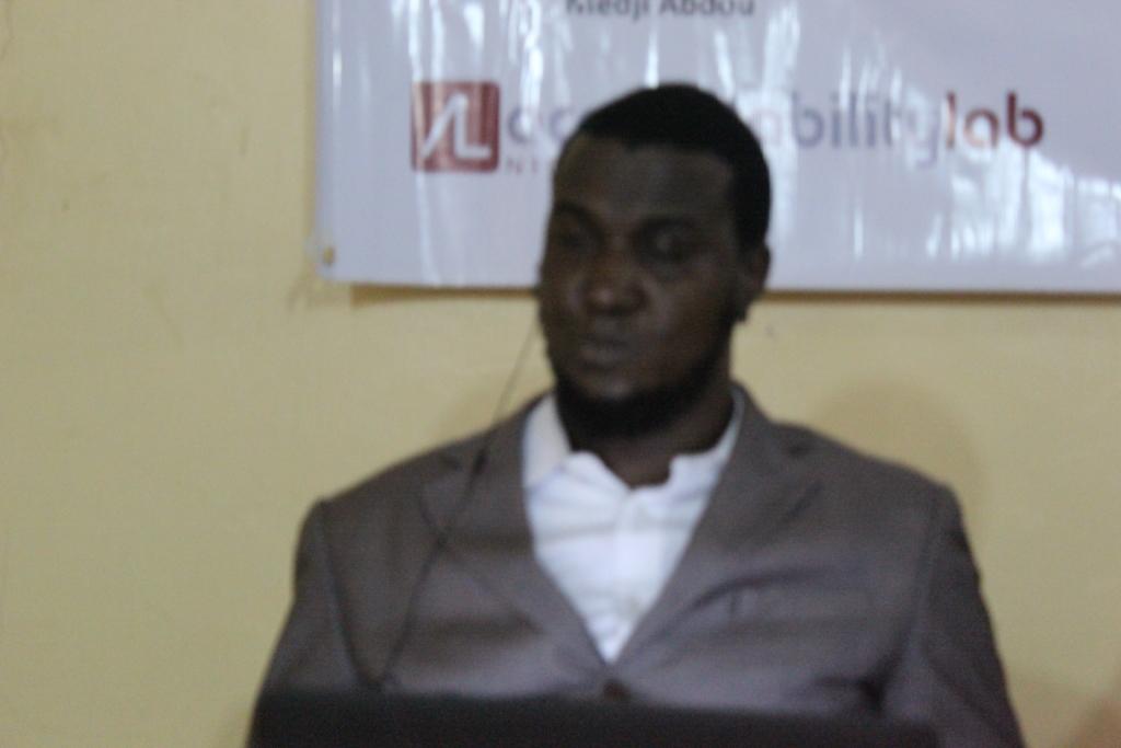 Siddo Nouhou Oumarou
