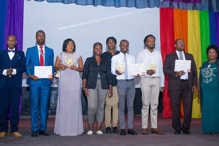 Winners of the Hope Awards