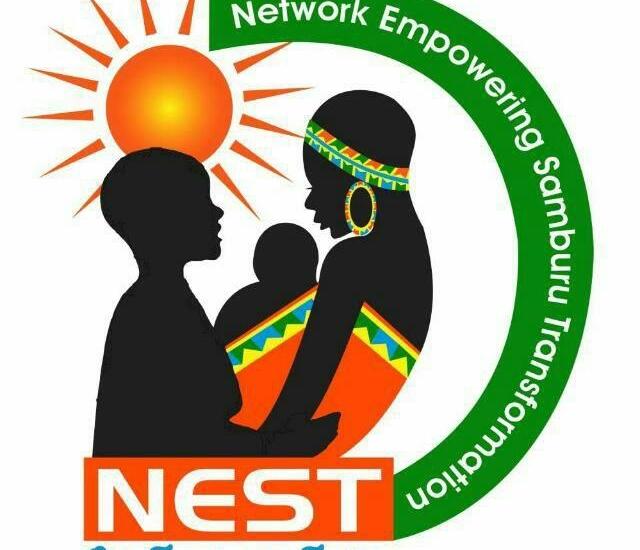 Network Empowering Samburu Transformation (NEST) logo