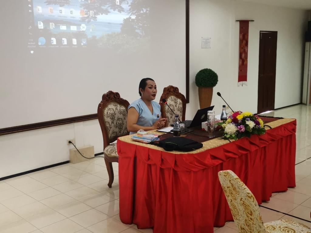 Olam Rasaphonh Project Coordinator-LaoPHA