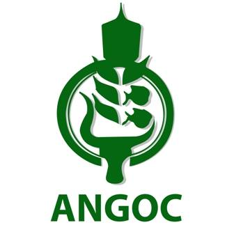 Asian NGO Coalition for Agrarian Reform and Rural Development - (ANGOC) logo