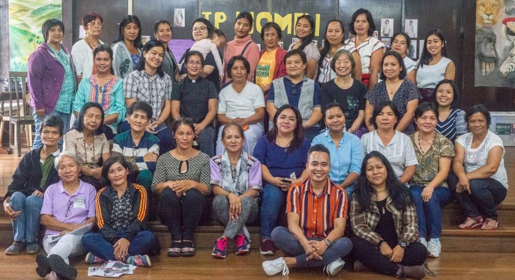 Participants at the Indigenous Women Forum