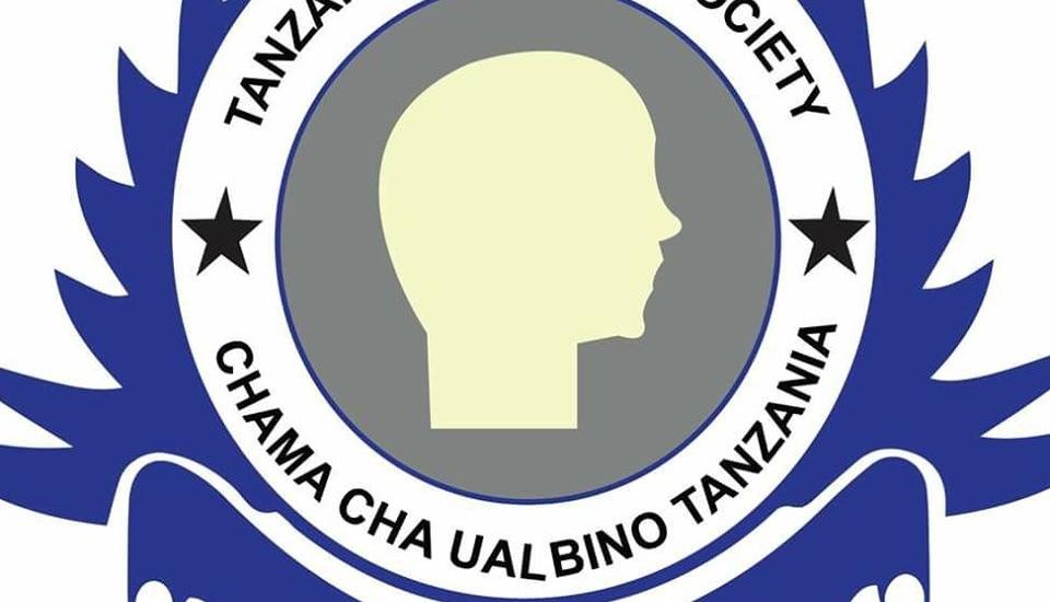 Tanzania Albinism Society logo
