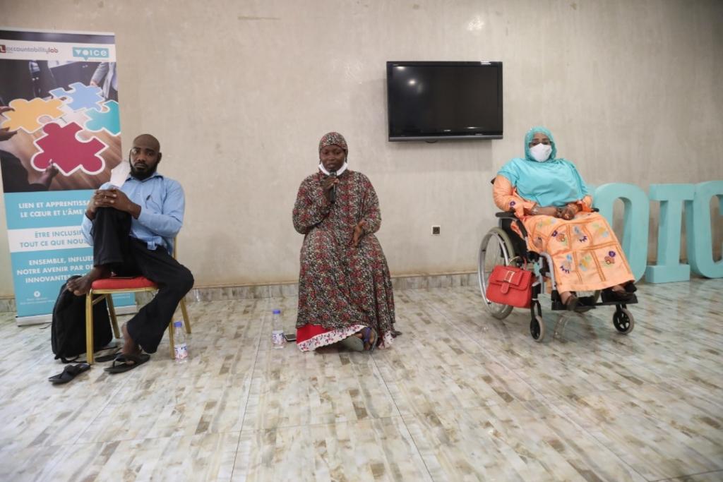 Ex-detenues, prisoners