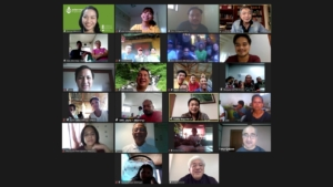Co-creating Online Learning Spaces with Indigenous Communities