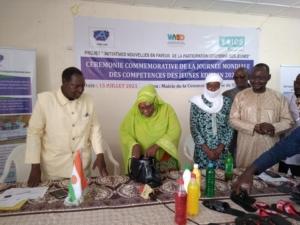Celebration de la Journée Mondiale des compétences des jeunes au Niger